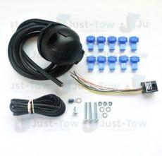 Universal Single 7 Pin Towbar Wiring Kit
