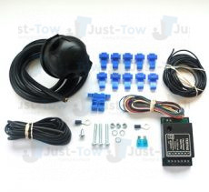 PCT Universal Single 7 Pin Towbar Wiring Kit & Logicon Module