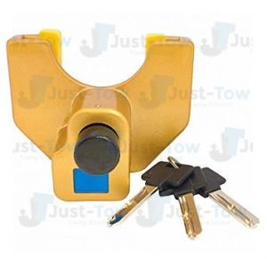 Universal Trailer Coupling Head Hitch Lock