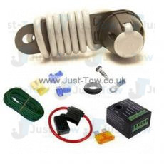 Universal 7 Pin 12S Towbar Electric Supplementary Wiring Kit