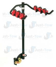 ZX89 Towbar Mounted Cycle Carrier 3 Bikes