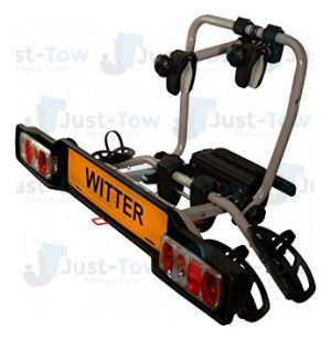 Witter Tilting Cycle Carrier - 2 Bike Capacity ZX302