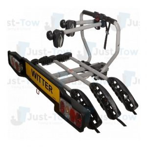 ZX203 Towball Mounted Witter Cycle Carrier 3 Bikes