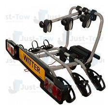 Witter Tilting Cycle Carrier - 3 Bike Capacity ZX303