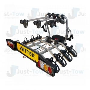 Witter Tilting Cycle Carrier - 4 Bike Capacity ZX304