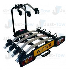 Witter Tilting Cycle Carrier - 4 Bike Capacity ZX204