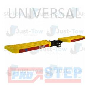 Yellow Universal Towbar Mounted Pro-Step