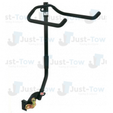 ZX108 Towbar Mounted Cycle Carrier 3/4 Bikes For Vehicles With Spare Wheel Overhang Up To 187mm