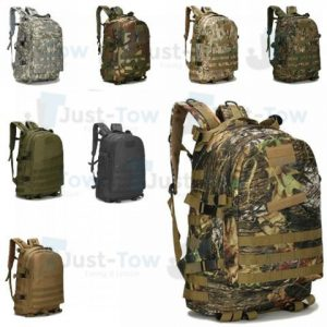 40L 3D Molle Backpack