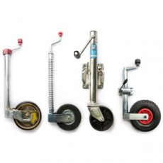 Jockey Wheels & Clamps