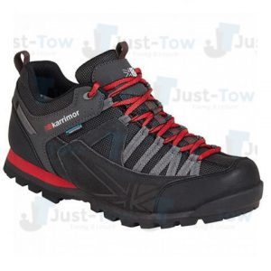 Mens Karrimor Weathertite Spike Low Rise Waterproof Hiking Boots