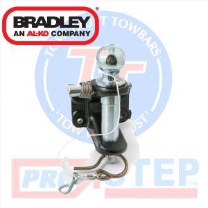 Bradley Double Lock Pin & Jaw (Inc. Ball)