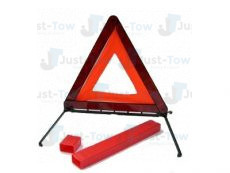 Compact Warning Triangle