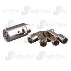 Bradley Integral Lock
