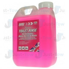 Superior Toilet Rinse