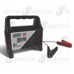 4A 12V Battery Charger