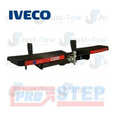 Iveco Towing Pro-Step Black