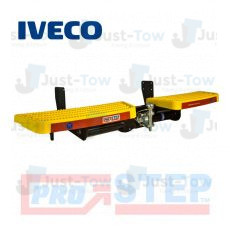 Iveco Towing Pro-Step Yellow