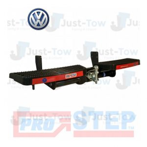 VW Towing Pro-Step Black