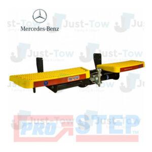 Mercedes Sprinter Pro-Step Yellow