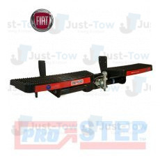Fiat Towing Pro-Step Black
