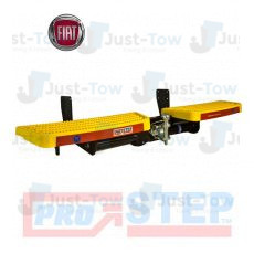Fiat Towing Pro-Step Yellow