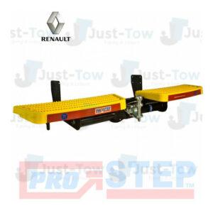 Renault Towing Pro-Step Black