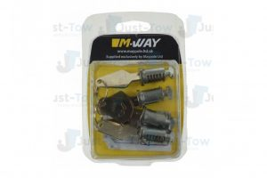 M-Way Space Bar Lock Kit