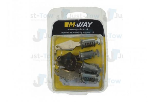 M-Way Space Bar Lock Kit