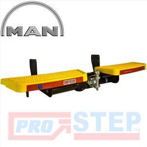 MAN TGE Pro-Step Yellow