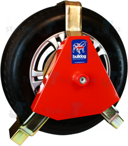 Bulldog CA500 Centaur Wheel Clamp