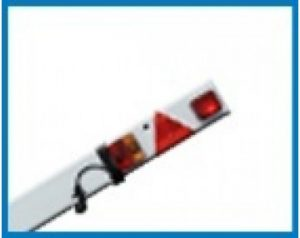 Cycle Carrier Lighting Boards