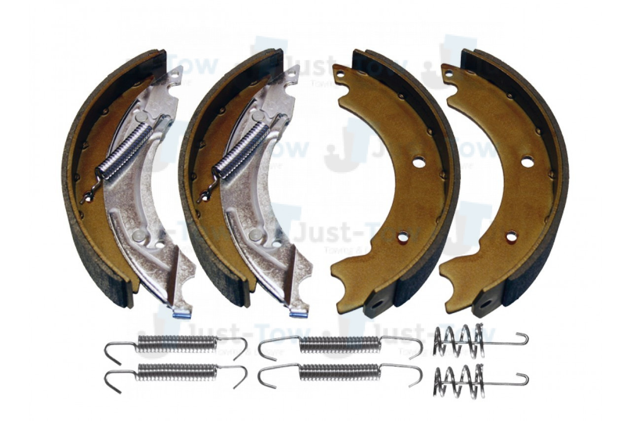Knott Brake Shoe Axle Set