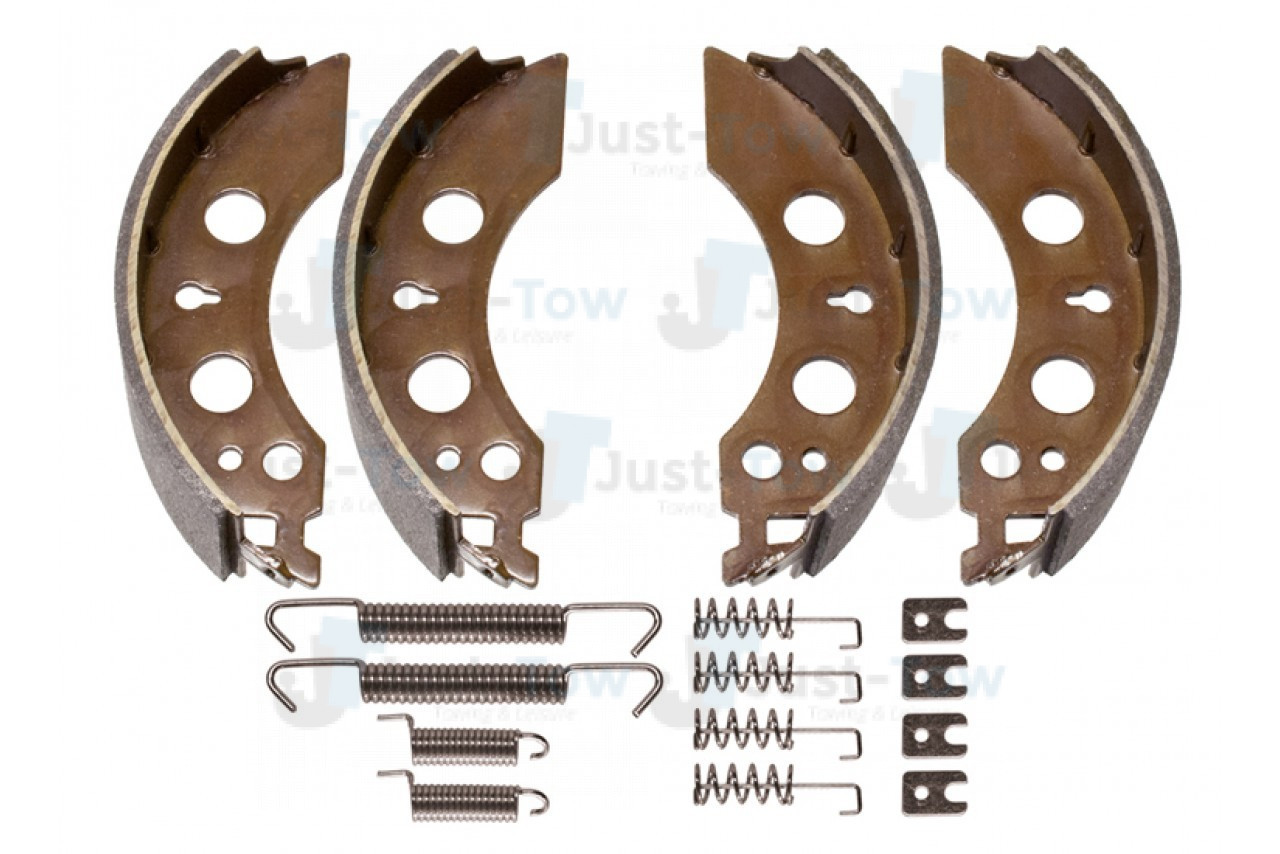 Alko Brake Shoe Axle Set