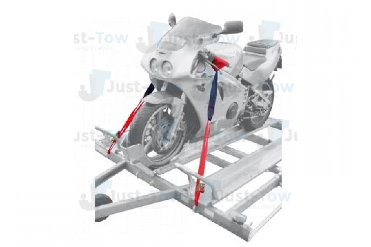 Motorbike Trailer Tie Down Kit