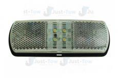 Perei 12/24V L.E.D Front Marker Lamp