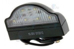 12/24V L.E.D Number Plate Lamp