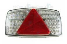 10-30V LE..D L/H Rear Combination 6 Function Lamp