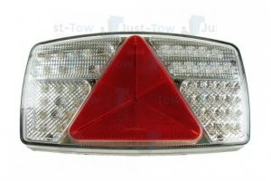 10-30V LE..D L/H Rear Combination 6 Function Lamp