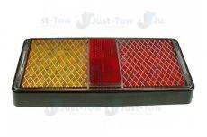12/24V L.E.D Rectangle Rear Combination Lamp