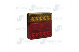 12V L.E.D Rear Combination Lamp S/T/I
