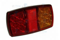 12V L.E.D R/H Rectangle Combination Lamp