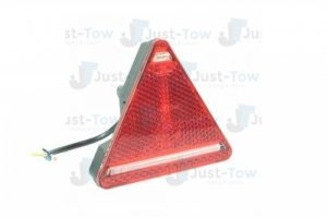10-30V L.E.D Triangle R/H Rear Combination Lamp S/T/I/Fog/Reflex