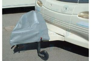 Deluxe Caravan Hitch Cover