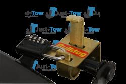 Wheelie Bin Lock