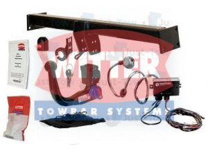 Witter Detachable Towbar & Dedicated Electrics Kit