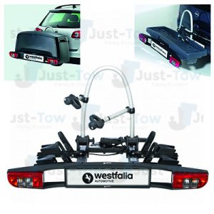 Westfalia BC60 Cycle Carrier, Platform & Box