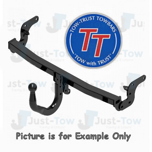 Tow-Trust Swan Neck Towbar