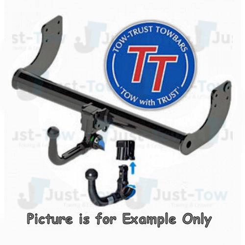 Tow-Trust Detachable Towbar