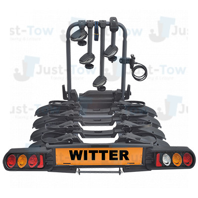 Witter ZX704 Cycle Carrier